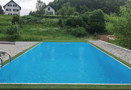 Villa in Crni Lug, Croatia