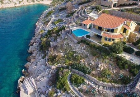 Villa in Stinica, Croatia