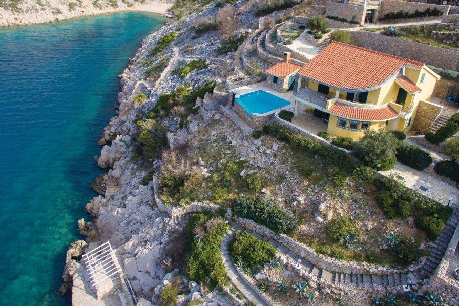 Villa in Croatia, Stinica