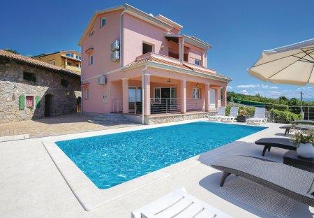 Villa in Veprinac, Croatia