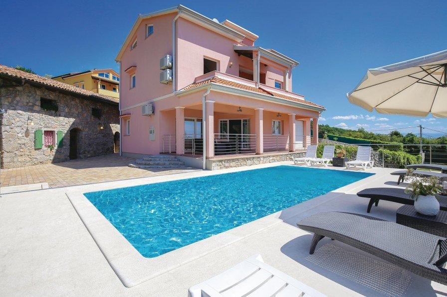 Villa in Croatia, Veprinac