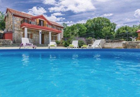 Villa in Kruševo, Croatia