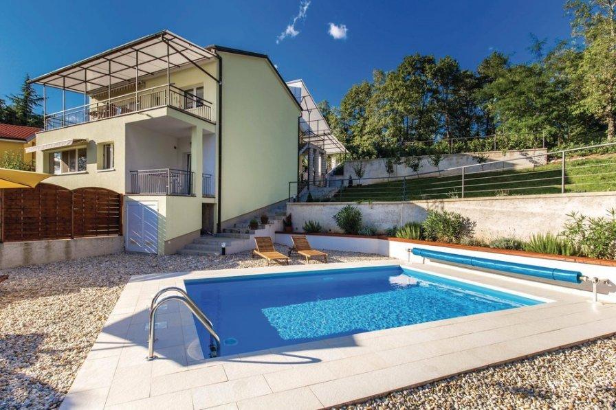 Apartment in Croatia, Matulji