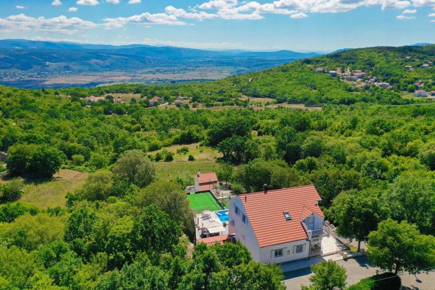 Villa in Croatia, Lokvičići: {