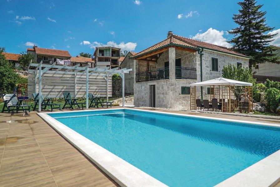 Villa in Croatia, Zagvozd