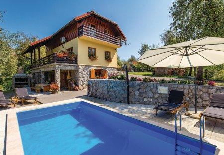Villa in Gorenci, Croatia
