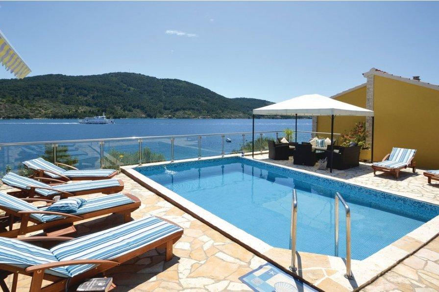 Villa in Croatia, Vela Luka