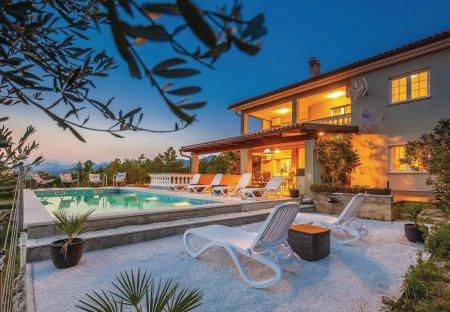 Villa in Šmrika, Croatia