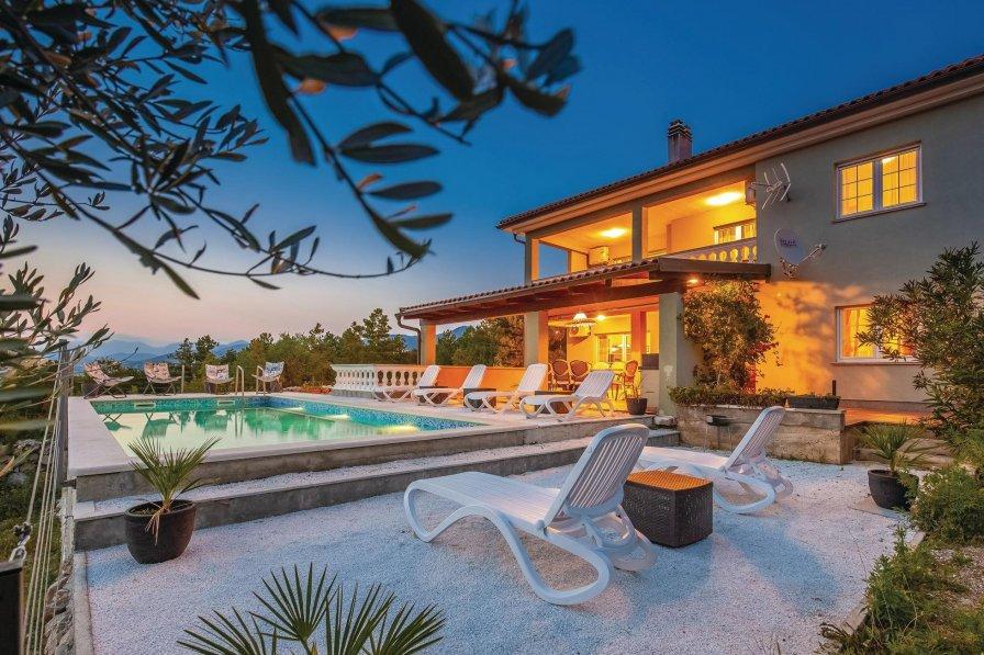 Villa in Croatia, Šmrika