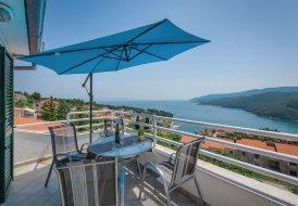 Apartment in Rabac, Croatia