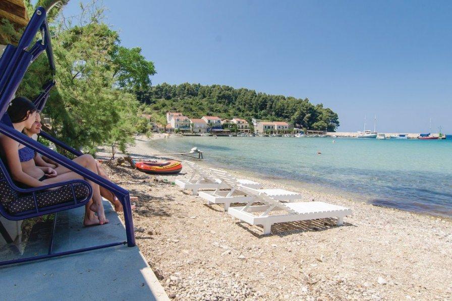 Villa in Croatia, Žuljana