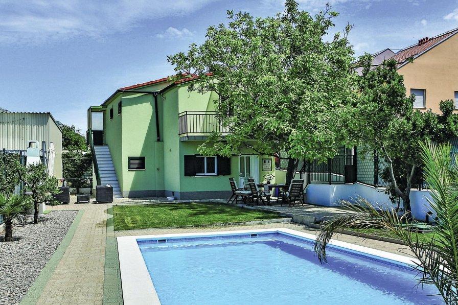 Villa To Rent In Ka Tel Gomilica Croatia With Swimming Pool 205370