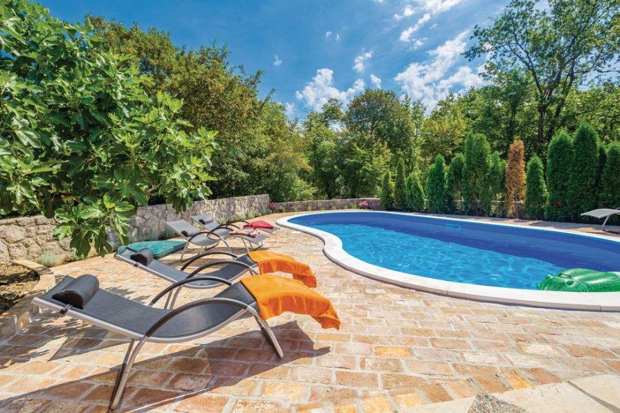 Villa in Croatia, Sveti Vid Dobrinjski