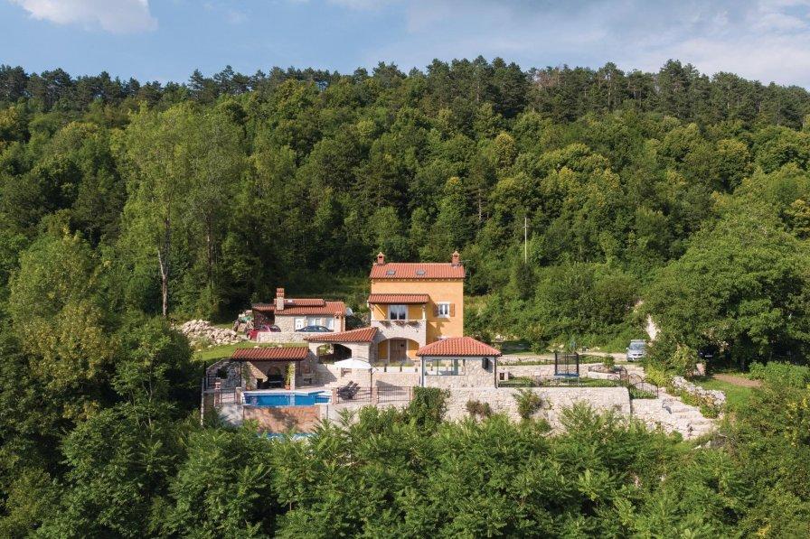 Villa in Croatia, Klenovšćak