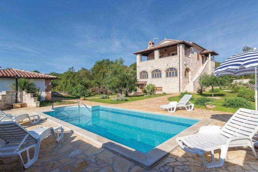 Villa in Croatia, Banki - Banchi