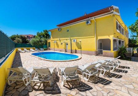 Villa in Sukošan, Croatia
