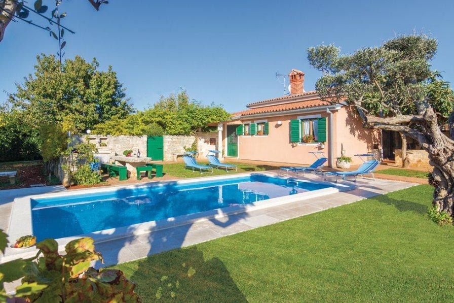 Villa To Rent In Bu Inija Croatia With Swimming Pool 205500