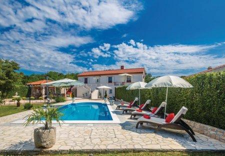 Villa in Kras, Croatia