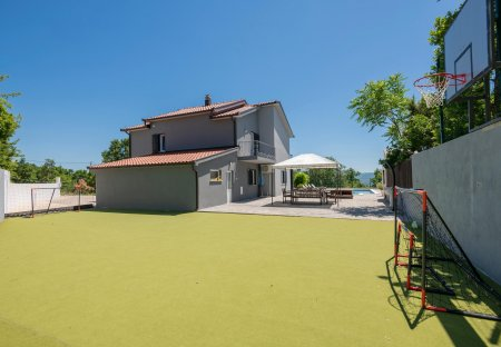 Villa in Glavina Gornja, Croatia