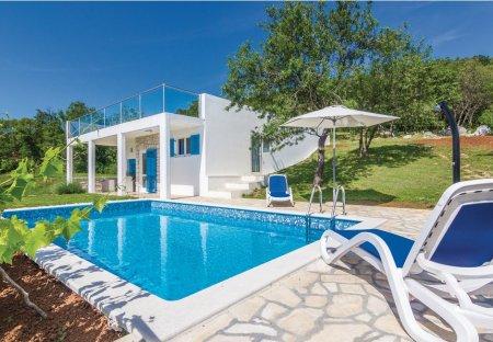 Villa in Polje (Raša), Croatia