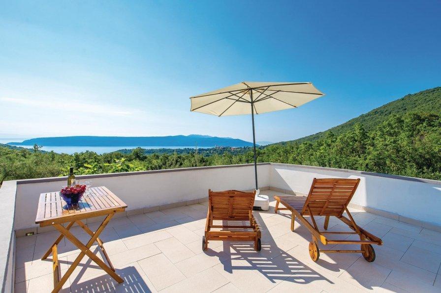 Villa in Croatia, Martina