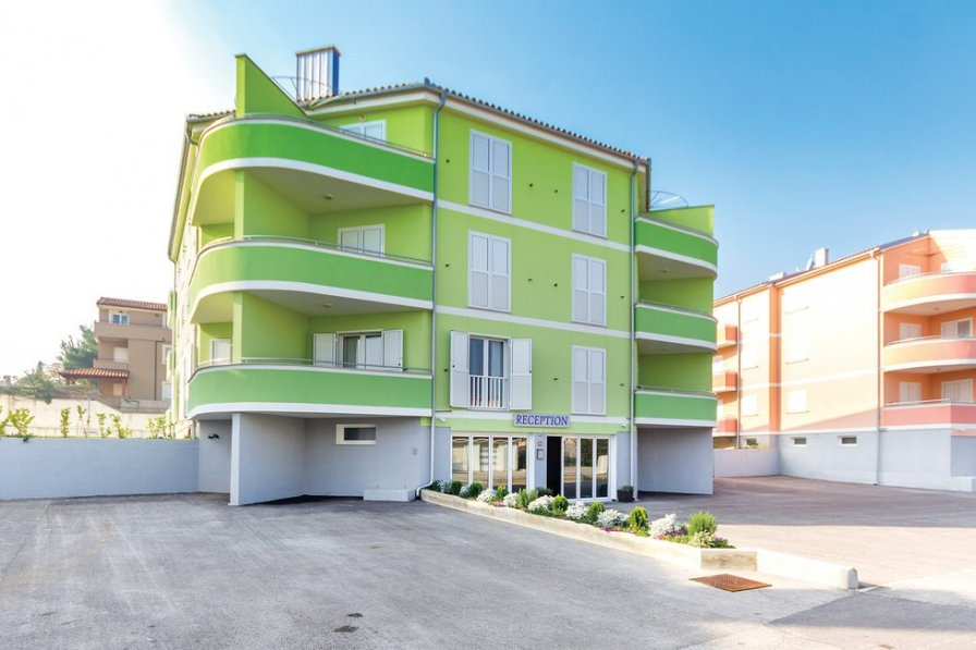 Apartment in Croatia, Premantura