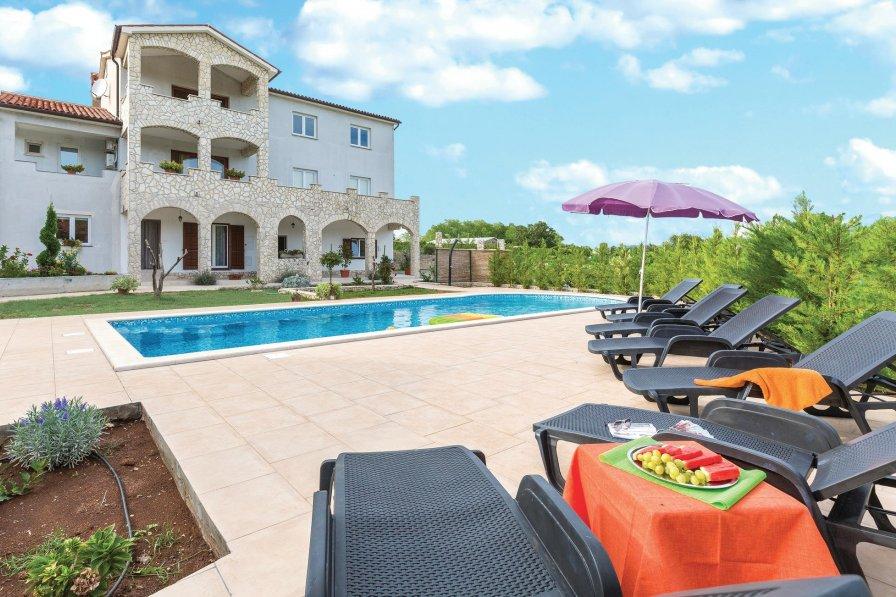 Villa in Croatia, Boljevići