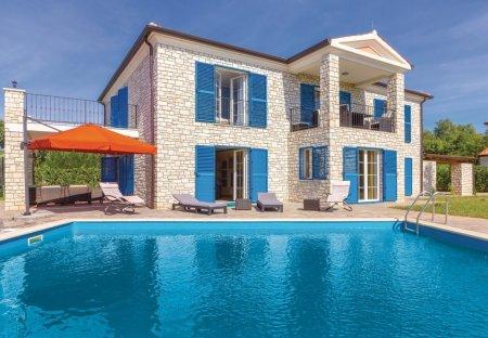Villa in Vilanija, Croatia