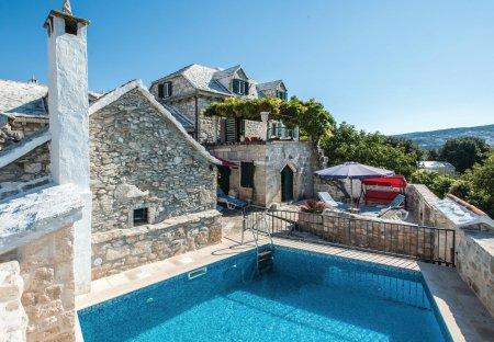 Villa in Donji Humac, Croatia