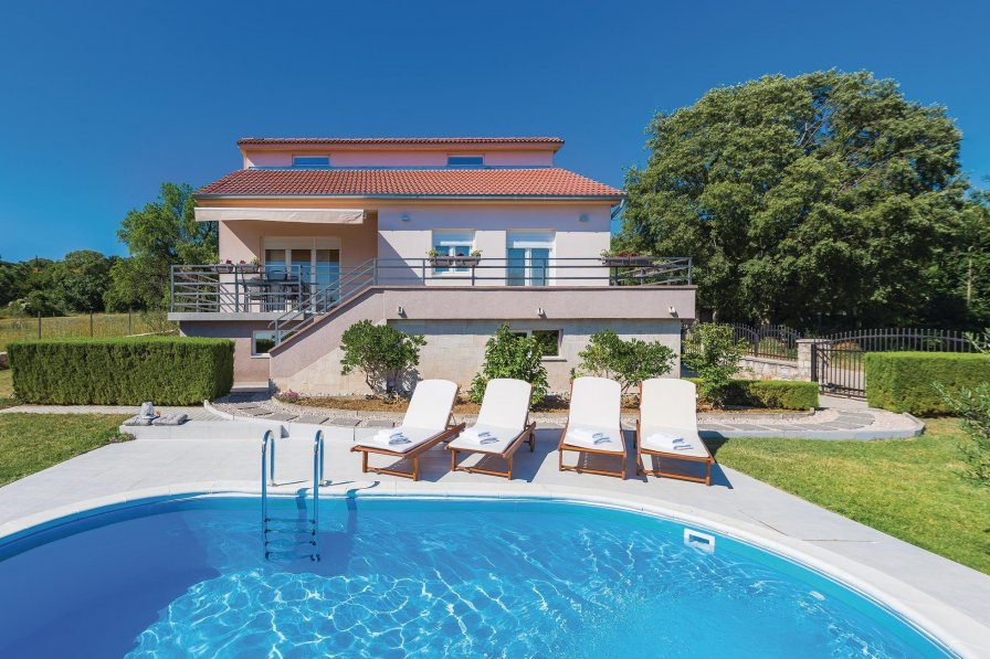 Villa in Croatia, Badanj