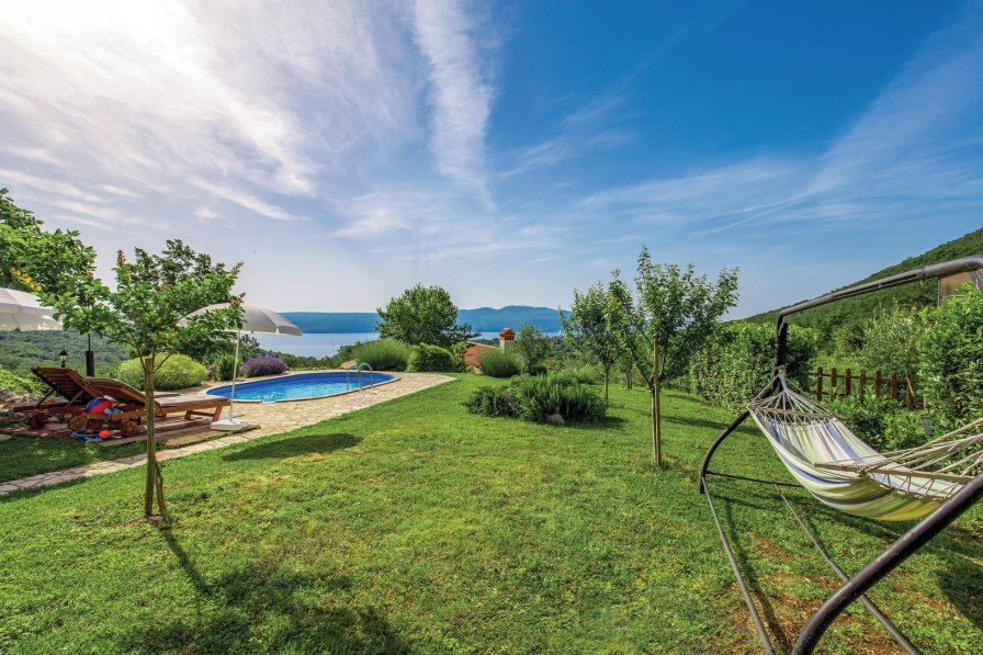 Villa in Croatia, Martina