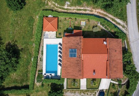 Villa in Bisko, Croatia