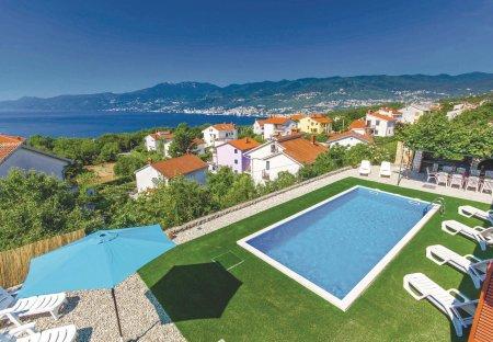 Villa in Rijeka, Croatia