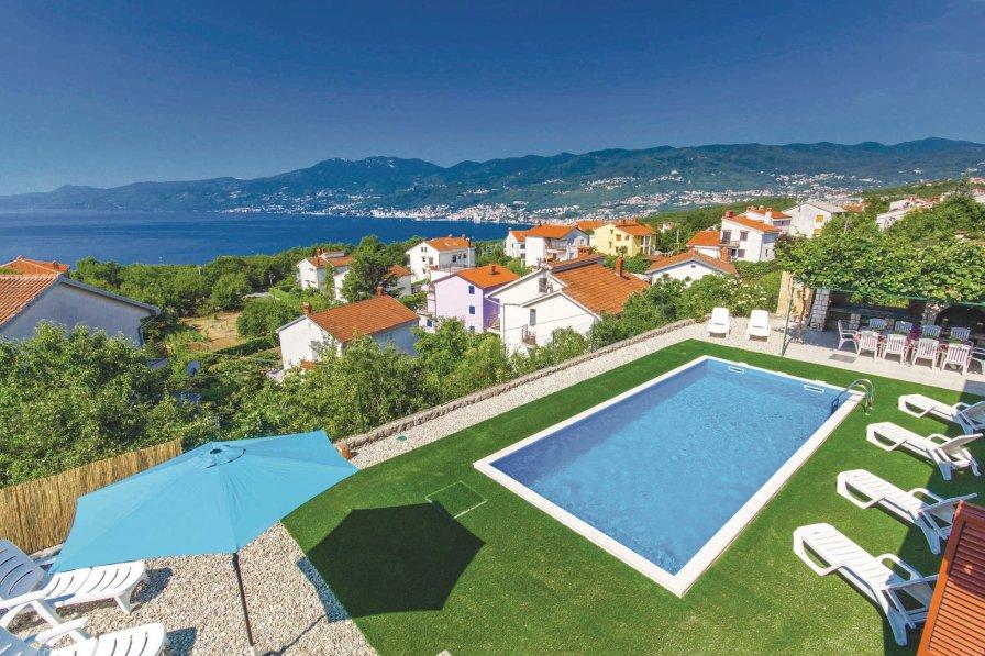Villa in Croatia, Rijeka