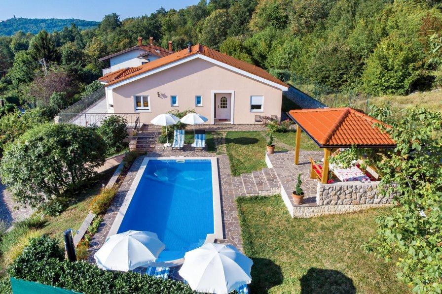 Villa in Croatia, Kastav