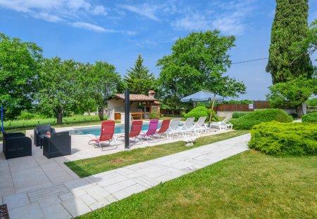 Villa in Orihi, Croatia