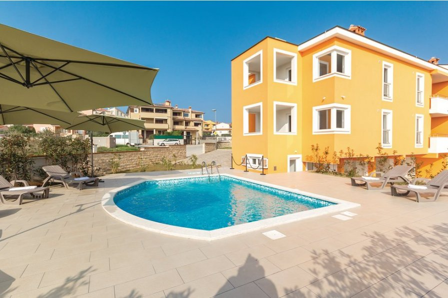 Apartment in Croatia, Premantura