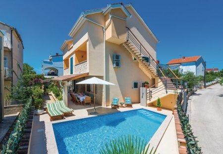 Villa in Brodarica, Croatia