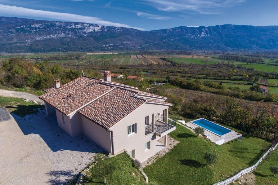 Villa in Croatia, Purgarija Čepić