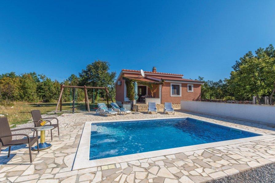 Villa in Croatia, Turjaci