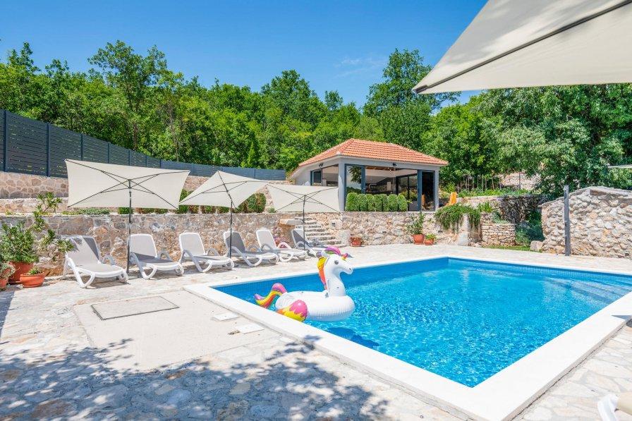 Villa in Croatia, Zmijavci