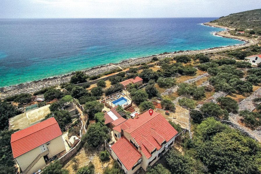 Villa in Croatia, Drvenik Mali