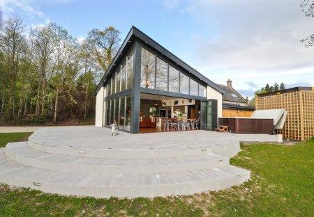 Cottage in Balloch, Scotland