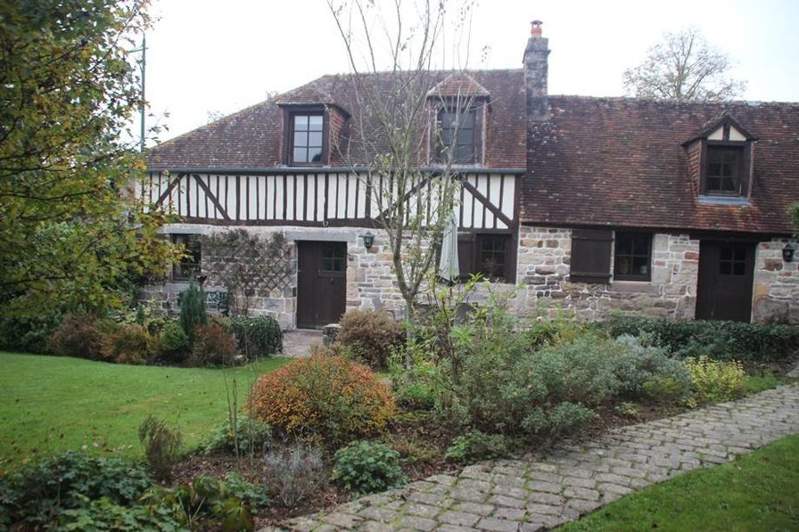 Cottage in France, Domfront-en-Poiraie