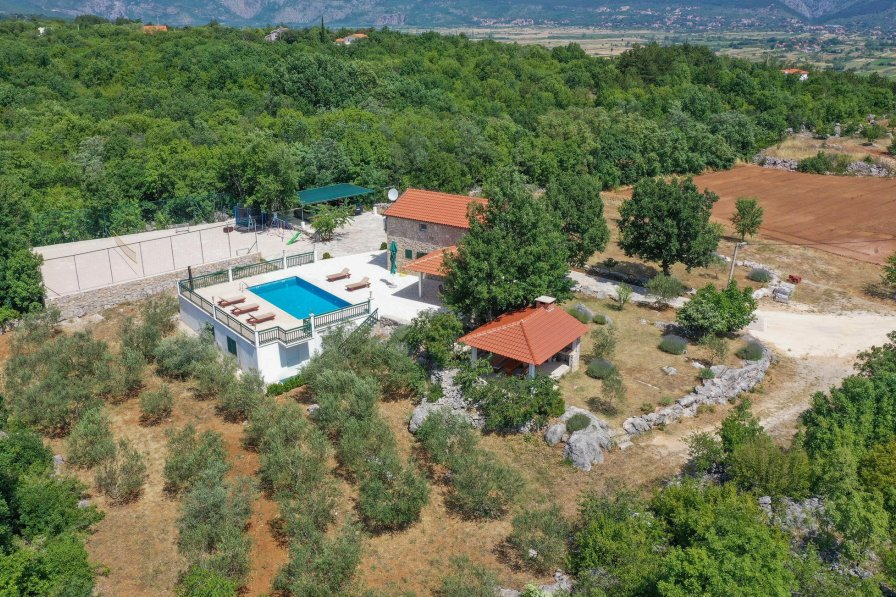 Villa in Croatia, Poljica (Imotski)