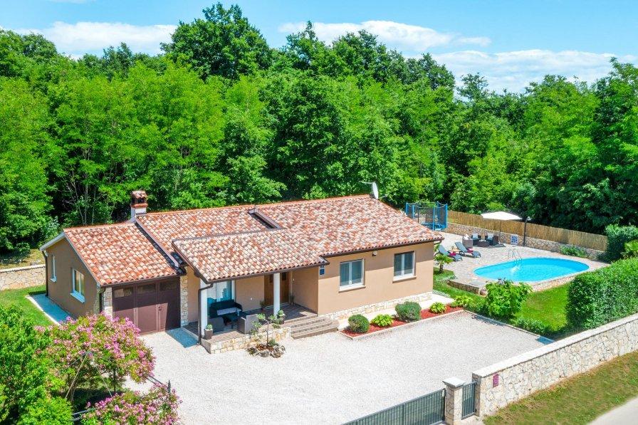 Villa in Croatia, Snašići