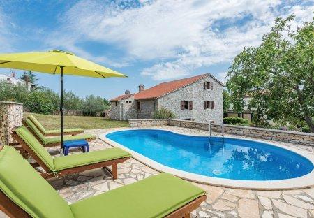 Villa in Markovac, Croatia