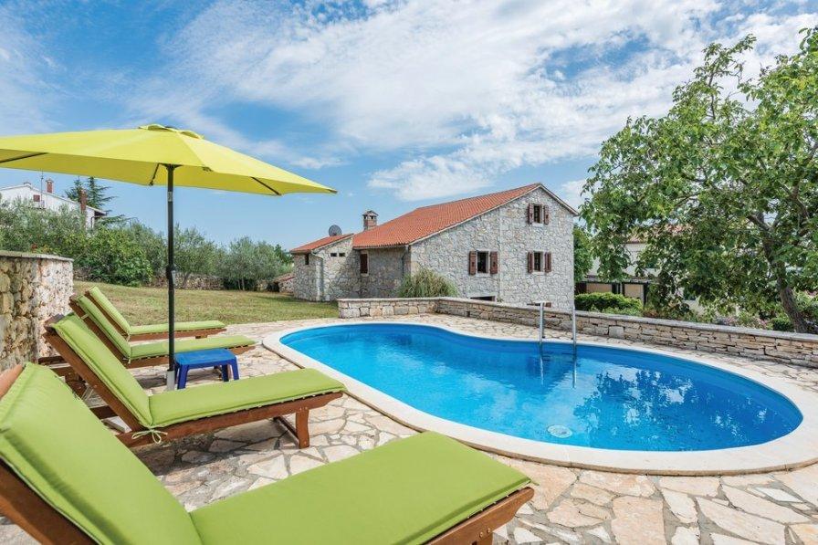 Villa in Croatia, Markovac