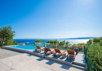 4 bedroom Villa for rent in Brela