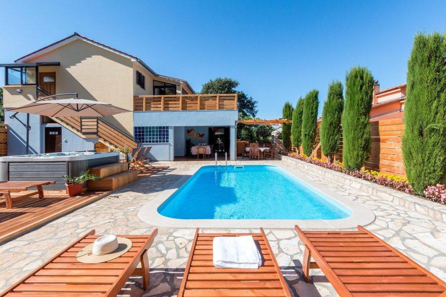 Apartment in Croatia, Loborika